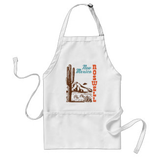 Roswell New Mexico Standard Apron