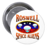 Roswell Space Alien Pin