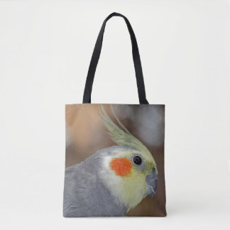 Rosy Cheeks All Over Print Bag