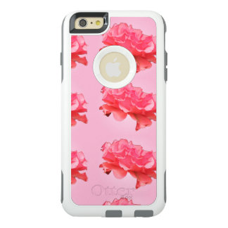 Rosy Floral Design Pattern - Custom OtterBox Apple OtterBox iPhone 6/6s Plus Case