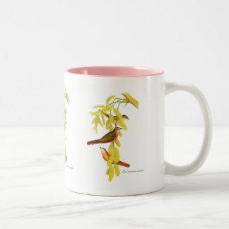 Rosy Minivet Coffee Mug