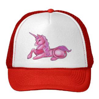 Rosy Unicorn Hat