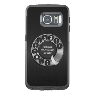 Rotary Dial Phone OtterBox Samsung Galaxy S6 Edge Case