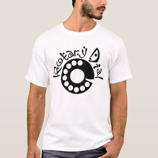 Rotary Dial T-Shirt