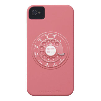 Rotary Faux Case-Mate iPhone 4 Case