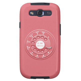 Rotary Faux Samsung Galaxy S3 Cases