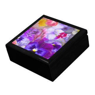 Rotary Garden Jewelry Box