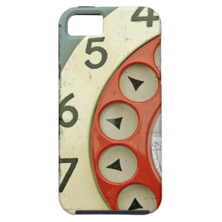 Rotary Phone -  iPhone5 Case - SRF iPhone 5 Cases