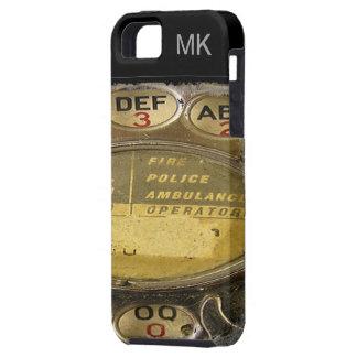 Rotary Phone -  iPhone5 Case - SRF iPhone 5 Case