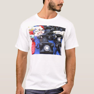 Rotary Telephone T-Shirt