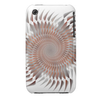 Rotating blades iPhone 3 Case-Mate case