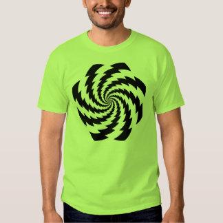 Rotating Lightning T-Shirt