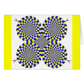 Rotatingsnakes Card