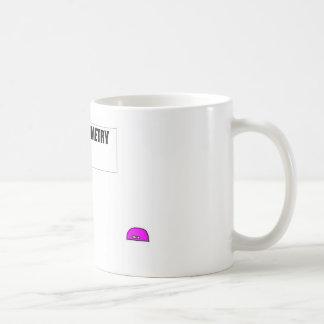 Rotational Symmetry Coffee Mug