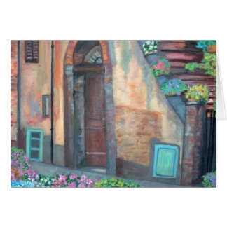 Rotella, Italy Greeting Card
