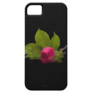 Roten Rosenknospe Alecs Rot Barely There iPhone 5 Case