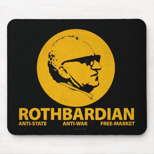 ROTHBARDIAN Mouse Pad