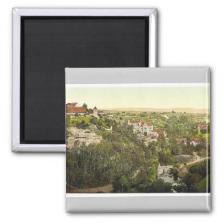 Rothenburg baths, Rothenburg (i.e. ob der Tauber), Fridge Magnets