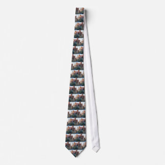 Rothenburg city, Germany Tie