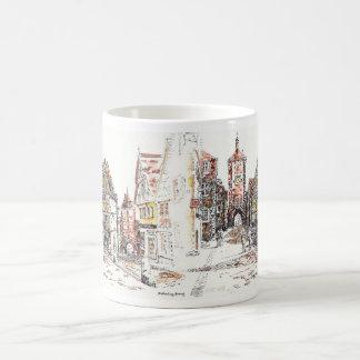 Rothenburg, Germany Mug