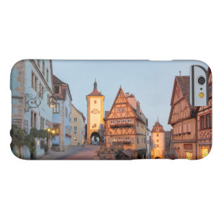 Rothenburg ob der Tauber Barely There iPhone 6 Case