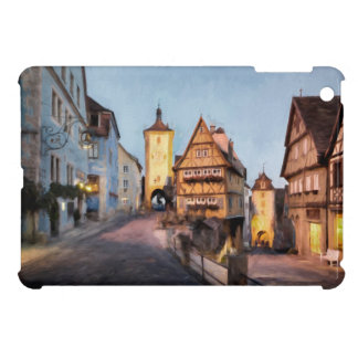 Rothenburg ob der Tauber iPad Mini Cases