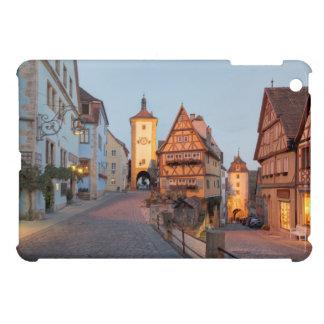 Rothenburg ob der Tauber iPad Mini Cover