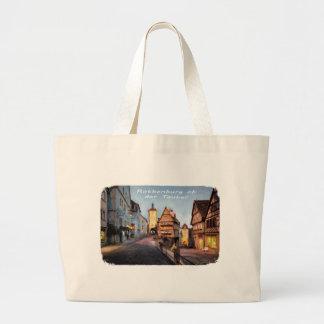 Rothenburg ob der Tauber Large Tote Bag