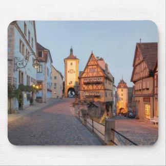 Rothenburg ob der Tauber Mouse Pad