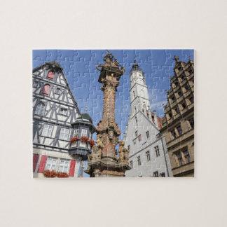 Rothenburg ob der Tauber Puzzle