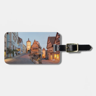 Rothenburg ob der Tauber Tags For Bags