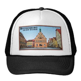 Rothenburg od Tauber - der Marktplatz Hats