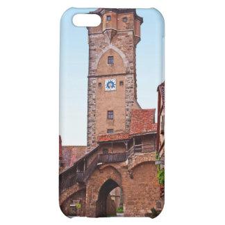 Rothenburg od Tauber - Klingentor iPhone 5C Covers