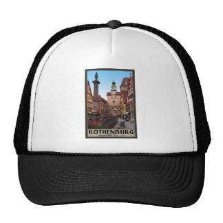 Rothenburg od Tauber - Markusturm Trucker Hat
