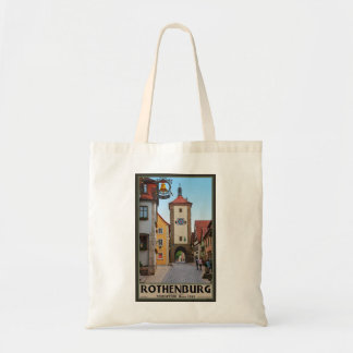 Rothenburg od Tauber - Sieberstor Tote Bag