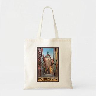 Rothenburg od Tauber - Weisserturm Bag