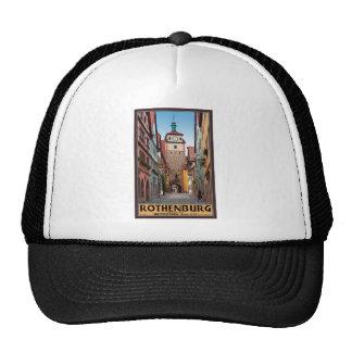 Rothenburg od Tauber - Weisserturm Trucker Hat