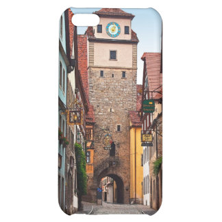 Rothenburg od Tauber - Weisserturm Cover For iPhone 5C