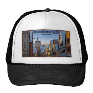 Rothenburg od Tauber - Weisserturm Winter Hat