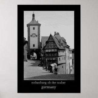 rothenburg print