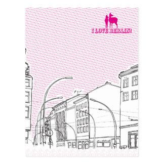 "Rothenhagen ""I Love Berlin"" Part 3 Postcard"