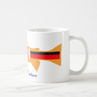 Rothko Trout Basic White Mug