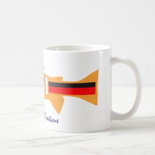Rothko Trout Coffee Mug