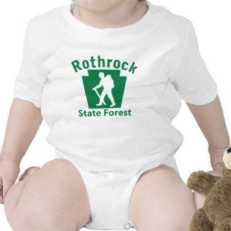 Rothrock SF Hike (male) Tshirt