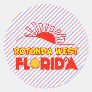 Rotonda West Florida Sticker