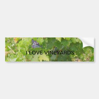 Rotta Dry Farmed Grapes on the Vine Bumper Sticker