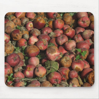 Rotten Apples Mouse Pad