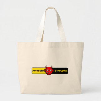 Rotten Forums Logo Tote Bags