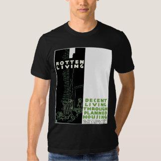 Rotten Living T Shirt
