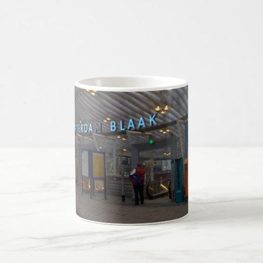 Rotterdam Blaak train station Coffee Mugs